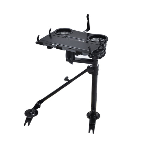 AA-Products: Car Vehicle Computer Tablet Mount Stand Desk with Adjustable Laptop Mount Ball-Head (K002-A) - AA Products Inc