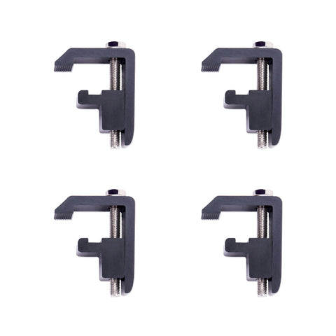 AA Products Inc Mounting Clamps for Truck Cap Camper Shell Toyota Tacoma/ Tundra - Set of 4 (P-AC-04N) - AA Products Inc
