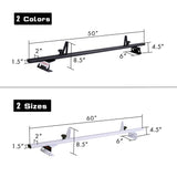 AA-Racks Aluminum Van Top Cargo Carrier Ladder Roof Racks (Fits: Nissan NV200 2013-On) (AX312-NV200)