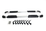 AA Products Fit 07-18 Toyota Tundra CrewMax & Double Cab 5'' Side Steps Rail | Nerf Bars | Running Boards 2PC with Mounting Bracket Kit (ST-(07-17)-CC)