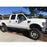 AA Products Hoop Style Running Boards Nerf Bars Side Step Rails for 1999-2016 Ford F250 F350 SuperCrew Cab (RB-F250-CC(99-16)-A) - AA Products Inc