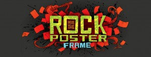 Article by Inside The Rock Poster Frame