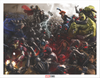 Avengers: Age of Ultron Concept Art Collaboration by Ryan Meinerding, Andy Park, Charlie Wen