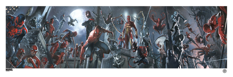 The Amazing Spider-Man Variant #9-14 by Gabriele Dell 'Otto