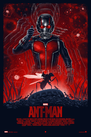 """Ant-Man"" Regular Edition by Marko Manev"