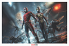 Ant-Man and the Wasp Concept Art by Andy Park