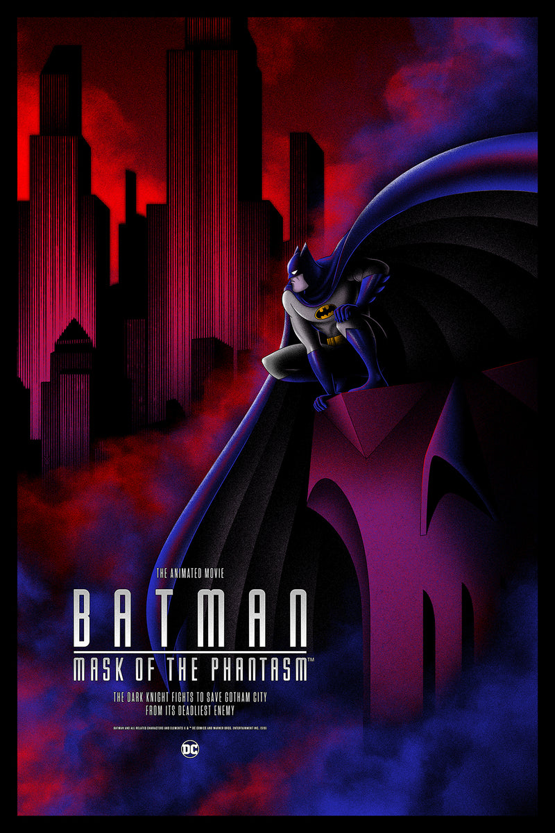 Batman: Mask of the Phantasm Regular Edition by Bruce Yan