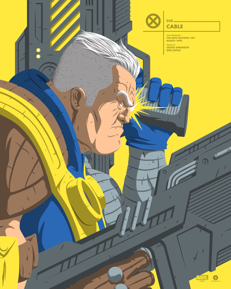 Cable by Florey
