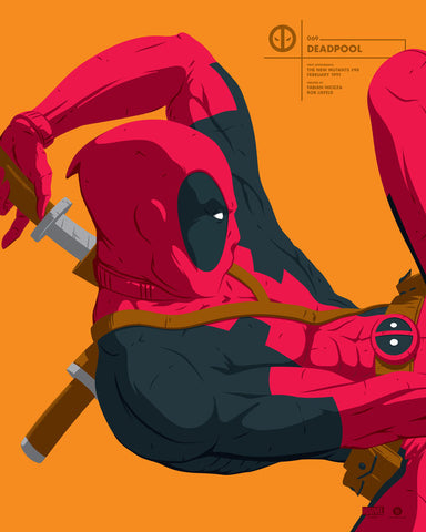 Deadpool by Florey