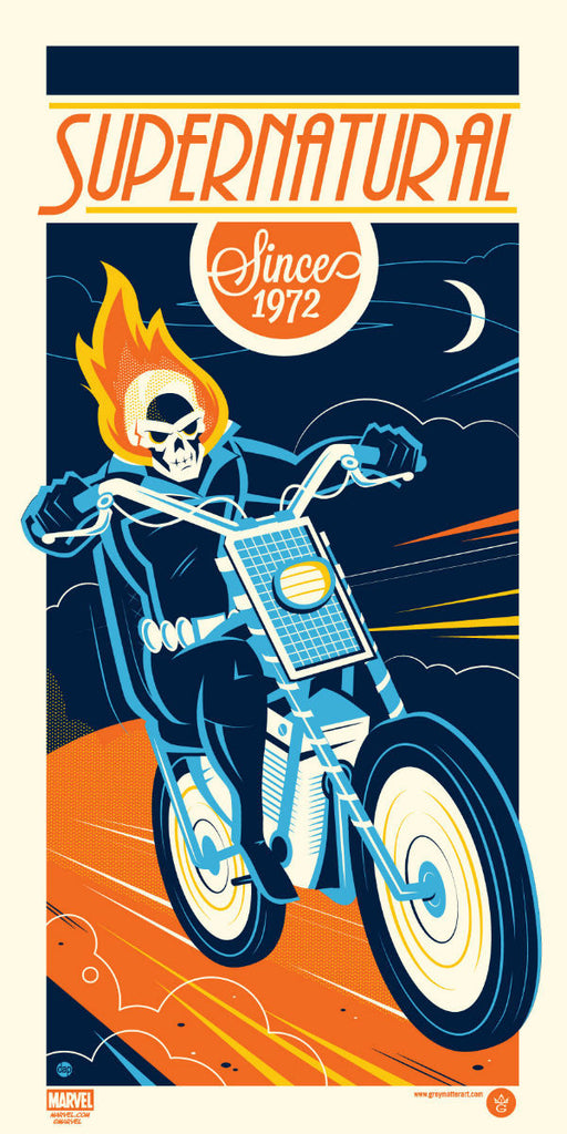 GHOST RIDER BY DAVE PERILLO