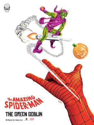 Spider-Man Vs. Green Goblin by Doaly