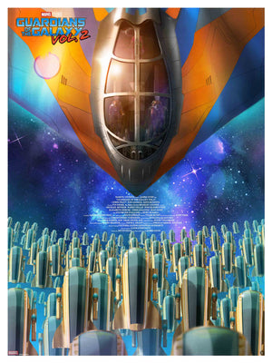 Guardians of the Galaxy Vol. 2 by Andy Fairhurst