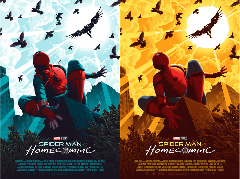 Spider-Man: Homecoming Matching Number Set Edition by Florey