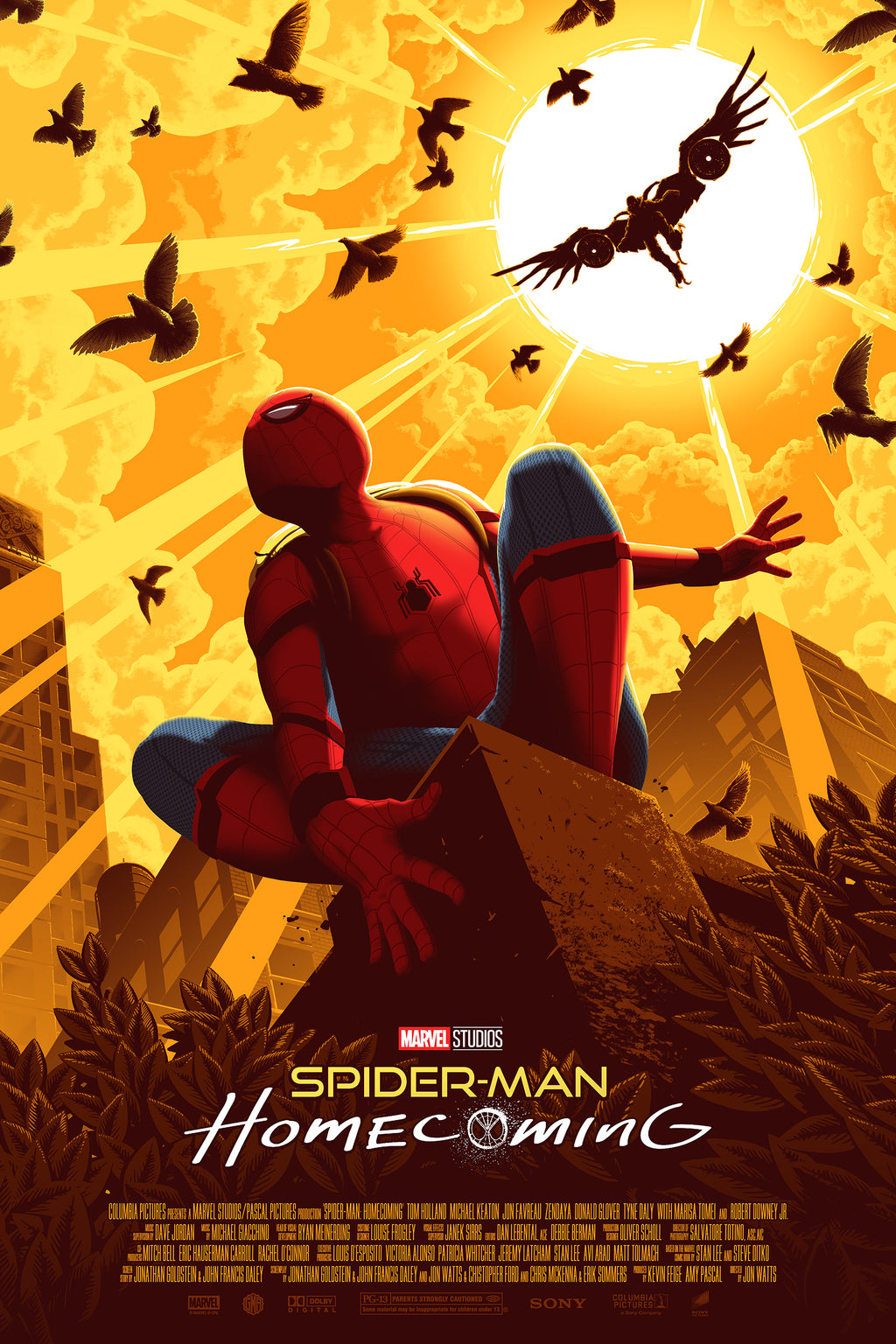 Spider-Man: Homecoming Variant Edition by Florey