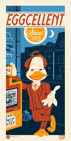 Howard the Duck by Dave Perillo