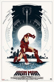 """Iron Man"" Regular Edition By Matt Ferguson"