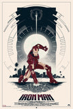 """Iron Man"" Variant Edition By Matt Ferguson"