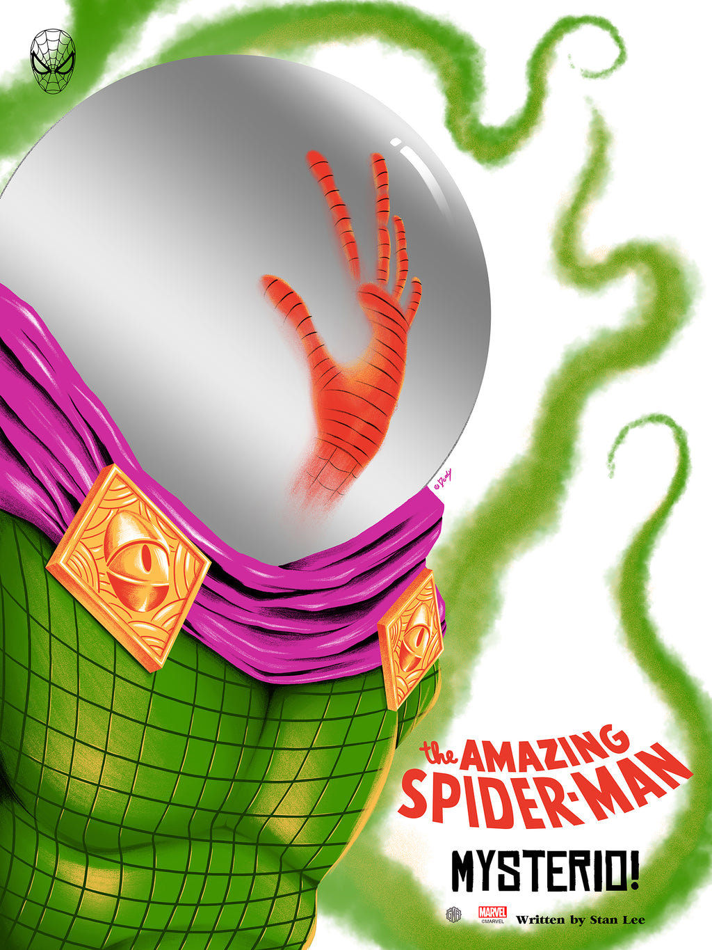 Spider-Man Vs. Mysterio by Doaly