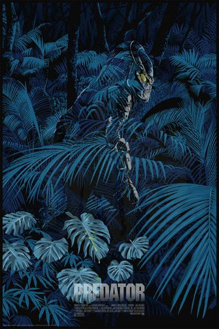 Predator by Chris Thornley (Raid71)