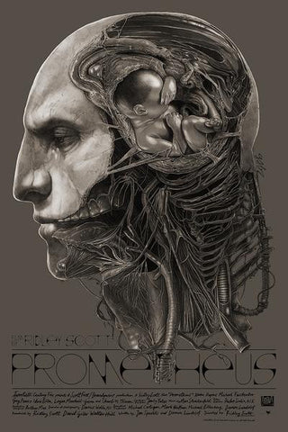 """Prometheus"" Regular Edition by Gabz"