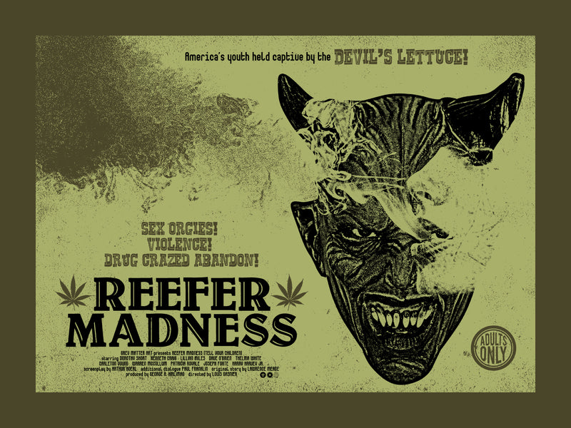 Reefer Madness Variant Edition by Chris Garofalo