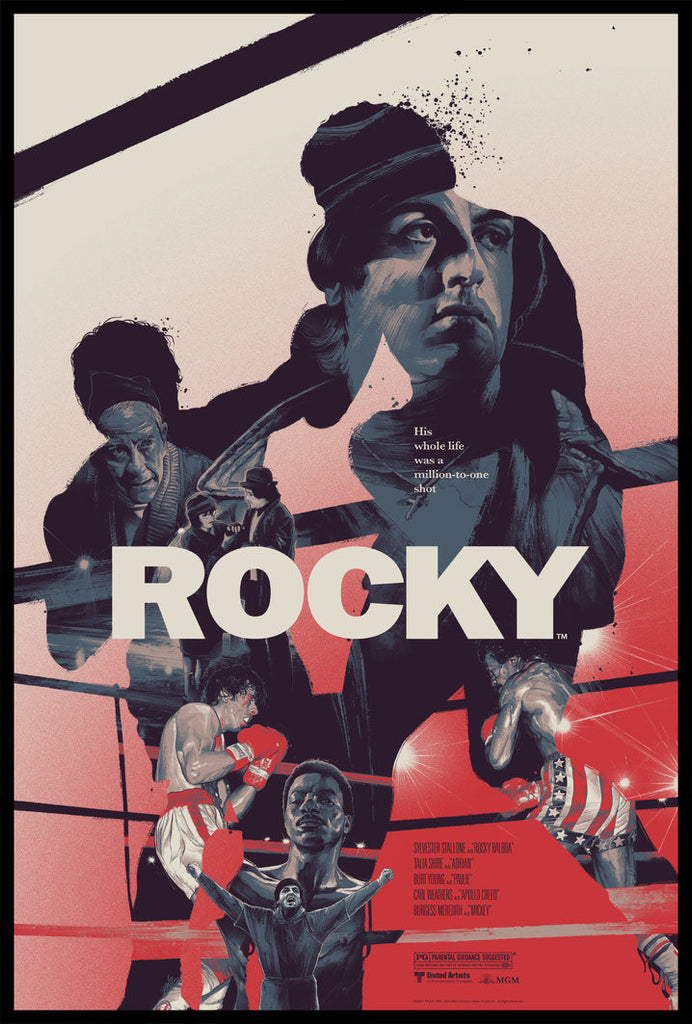 """Rocky"" Variant Edition by Gabz"