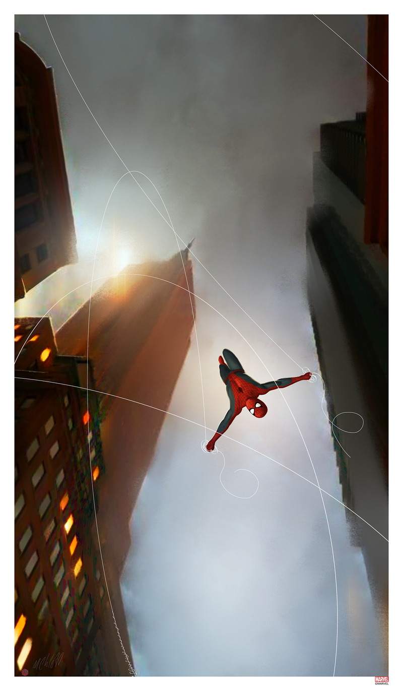 Spider-Man by Mark Chilcott