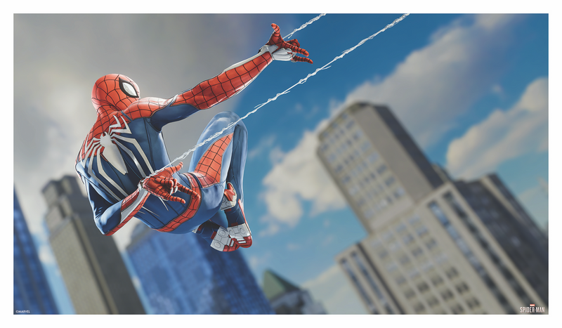 Spider-Man Game Art Regular Edition #3