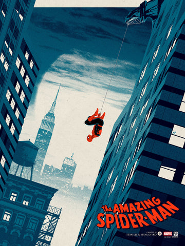 """The Amazing Spider-Man"" by Matt Ferguson"