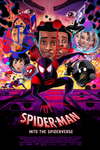 Into the Spider-Verse by Sam Gilbey