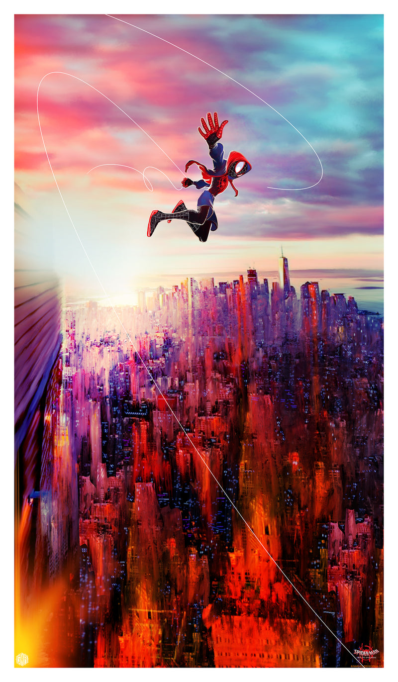 Spider-Man: Into the Spider-Verse by Mark Chilcott