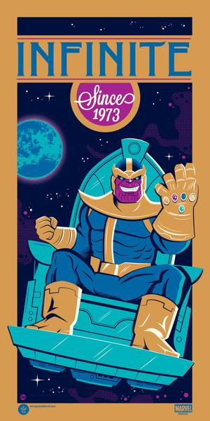Thanos by Dave Perillo