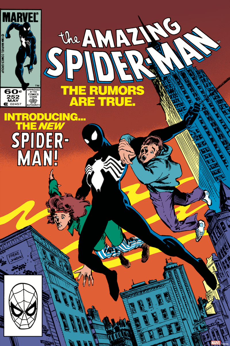 The Amazing Spider-Man #252 (1984) by Ron Frenz & Klaus Janson
