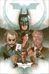 The Dark Knight by Neil Davies