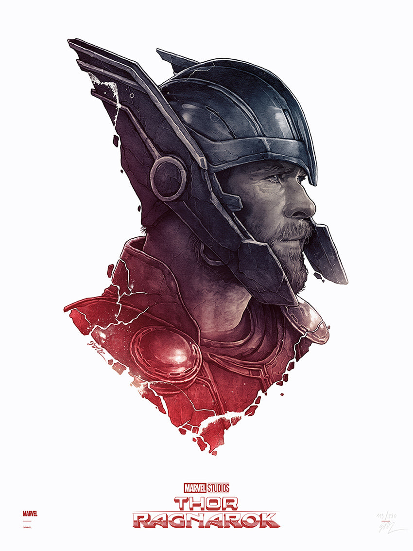 "Thor ""Versus"" Regular Edition by Gabz"