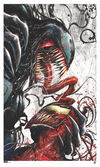 Venom #18 Cover A by Tyler Kirkham