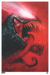 """Venom Annual #1"" & ""Venom: Carnage Born #1"" Set by Bill Sienkiewicz"