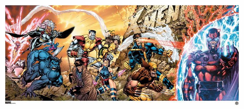 X-Men #1 20th Anniversary Double Gate-Fold Variant