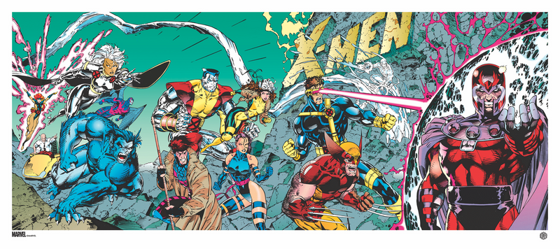 X-Men #1 Double Gate-Fold (1991)