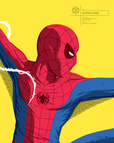 Spider-Man by Florey