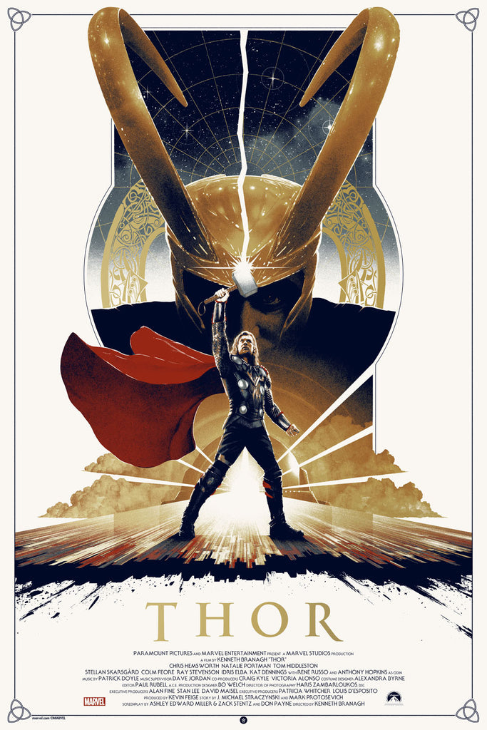 "Marvel's ""Thor"" Regular Edition by Matt Ferguson"