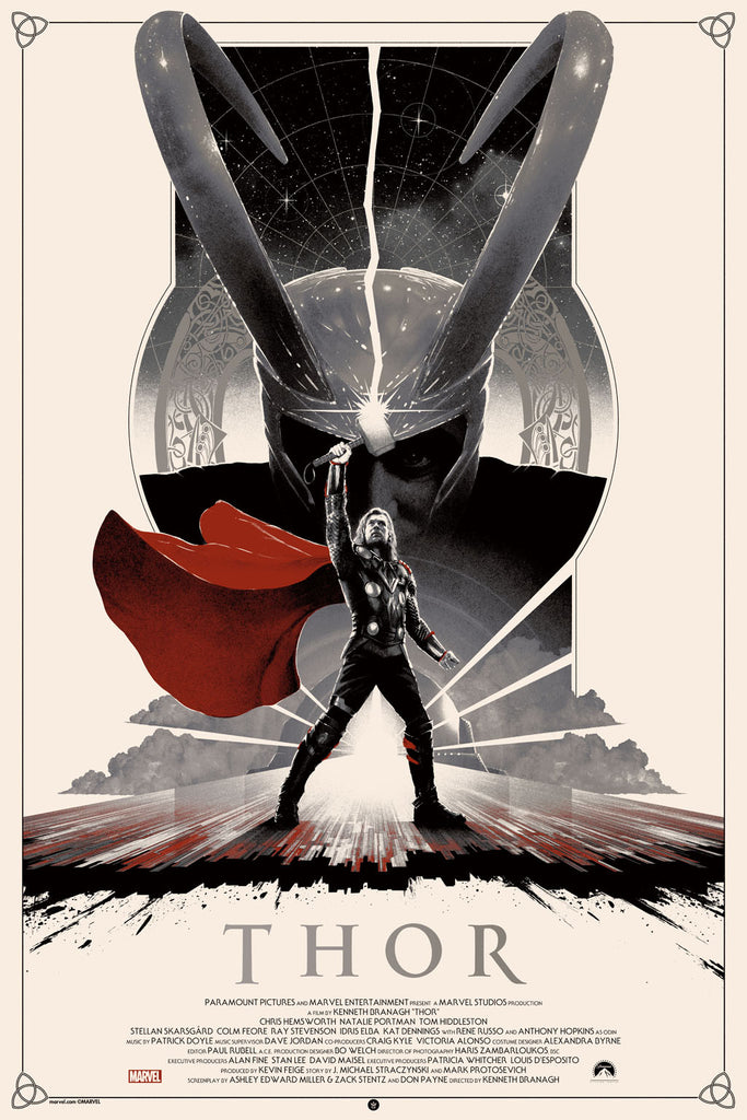 "Marvel's ""Thor"" Variant Edition by Matt Ferguson"