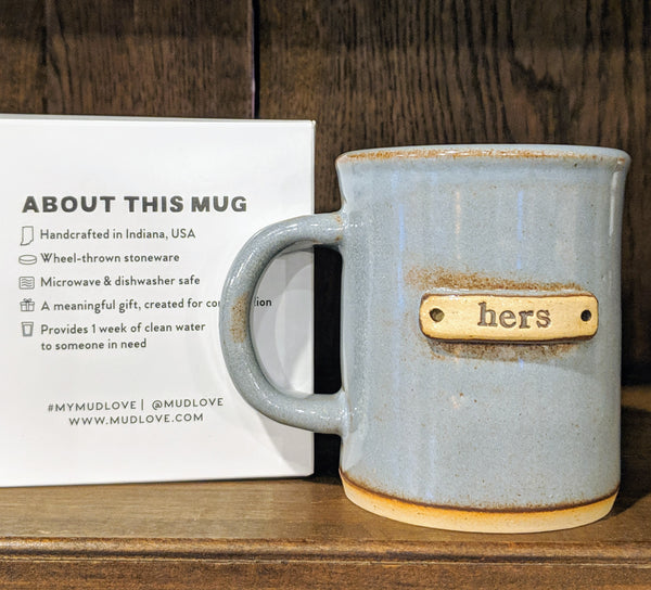 His or Her Mug * Price Per Mug