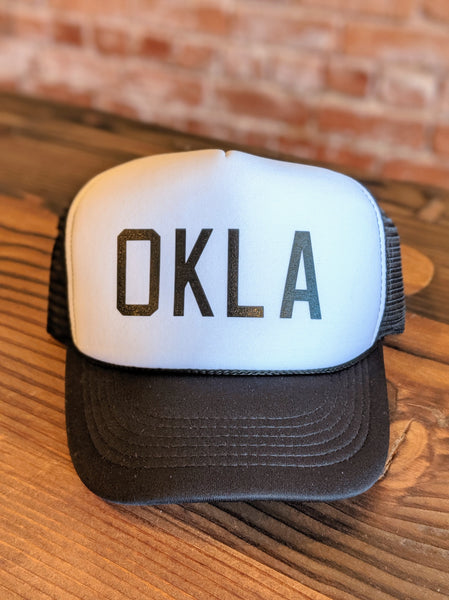 OKLA Lake Hats - 3 Colors