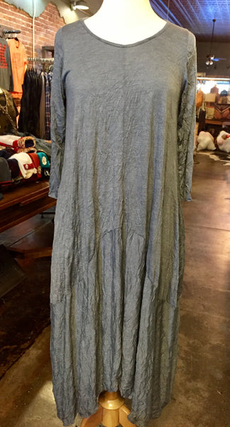 Comfy Polina Dress - Slate