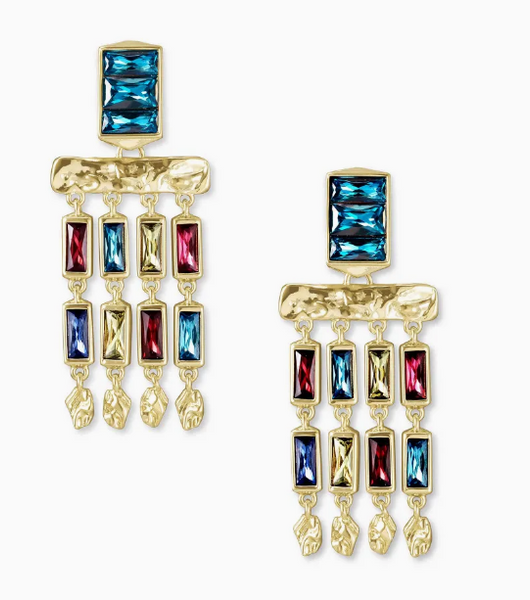 Jack Statement Drop Earring