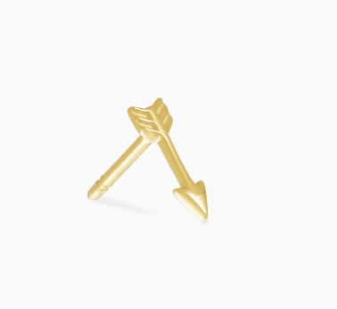 Zoey Mini Stud Arrow