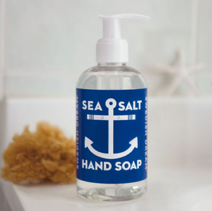 Swedish DreamSea Salt Liquid Soap
