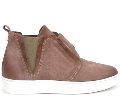 Miz Mooz Laurent High Top Sneaker - Rose