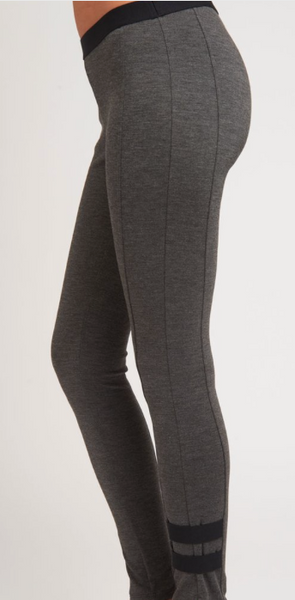 Lynn Ritchie Elastic Trim Legging